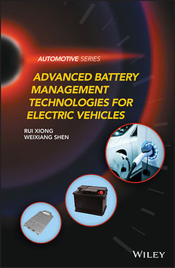 Shen, Weixiang - Advanced Battery Management Technologies for Electric Vehicles, ebook