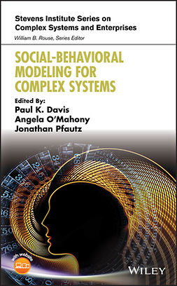 Davis, Paul K. - Social-Behavioral Modeling for Complex Systems, ebook