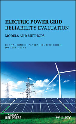 Jirutitijaroen, Panida - Electric Power Grid Reliability Evaluation: Models and Methods, ebook