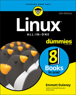 Dulaney, Emmett - Linux All-In-One For Dummies, ebook