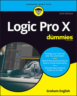 English, Graham - Logic Pro X For Dummies, ebook
