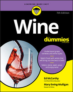 Ewing-Mulligan, Mary - Wine For Dummies, ebook