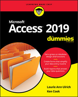 Cook, Ken - Access 2019 For Dummies, ebook