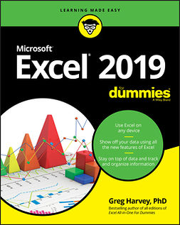 Harvey, Greg - Excel 2019 For Dummies, ebook
