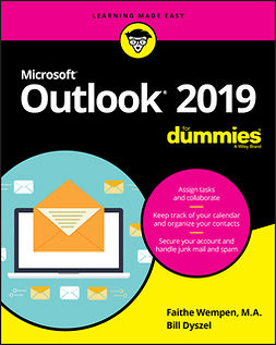 Dyszel, Bill - Outlook 2019 For Dummies, ebook