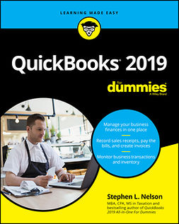 Nelson, Stephen L. - QuickBooks 2019 For Dummies, ebook