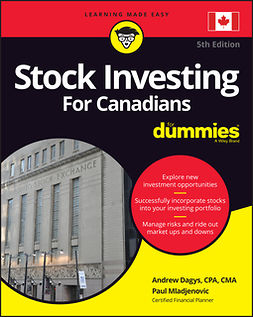 Dagys, Andrew - Stock Investing For Canadians For Dummies, e-bok