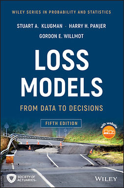 Klugman, Stuart A. - Loss Models: From Data to Decisions, ebook