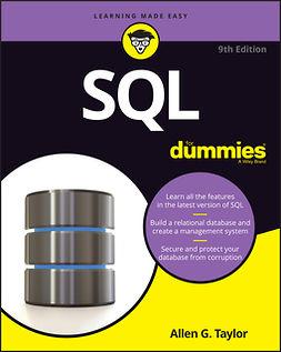 Taylor, Allen G. - SQL For Dummies, ebook
