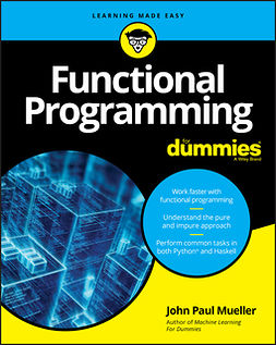 Mueller, John Paul - Functional Programming For Dummies, e-kirja