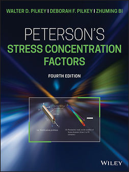 Bi, Zhuming - Peterson's Stress Concentration Factors, e-kirja