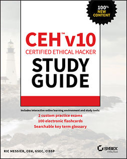 Messier, Ric - CEH v10 Certified Ethical Hacker Study Guide, ebook