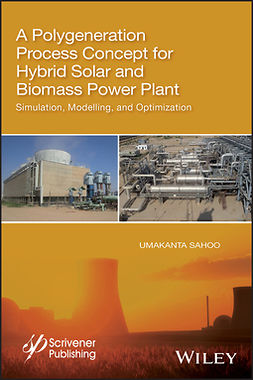 Sahoo, Umakanta - A Polygeneration Process Concept for Hybrid Solar and Biomass Power Plant: Simulation, Modelling, and Optimization, e-kirja