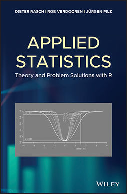 Pilz, Jürgen - Applied Statistics: Theory and Problem Solutions with R, e-bok