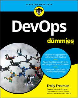 Freeman, Emily - DevOps For Dummies, ebook