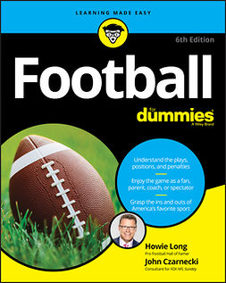 Czarnecki, John - Football For Dummies, ebook