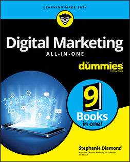 Diamond, Stephanie - Digital Marketing All-In-One For Dummies, ebook