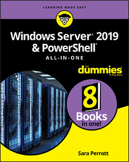 - Windows Server 2019 & PowerShell All-in-One For Dummies, ebook