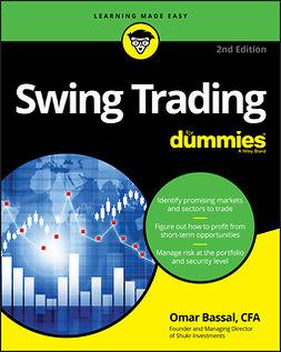 Bassal, Omar - Swing Trading For Dummies, e-bok