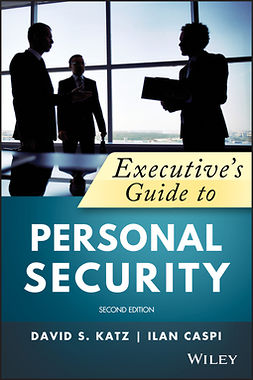 Caspi, Ilan - Executive's Guide to Personal Security, ebook