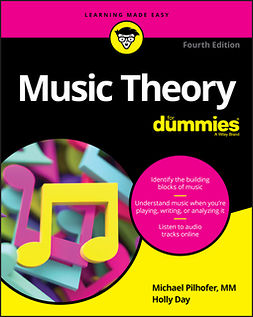 Day, Holly - Music Theory For Dummies, e-bok