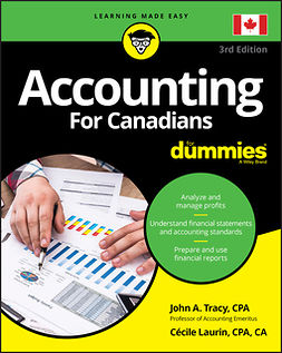 Laurin, Cecile - Accounting For Canadians For Dummies, ebook