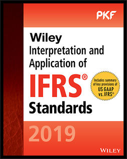 - Wiley Interpretation and Application of IFRS Standards 2019, ebook