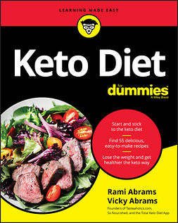 Abrams, Rami - Keto Diet For Dummies, e-bok