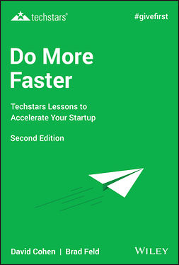 Cohen, David B. - Do More Faster: Techstars Lessons to Accelerate Your Startup, e-kirja
