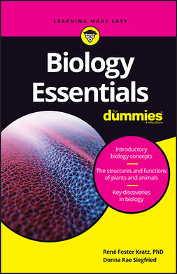 Kratz, Rene Fester - Biology Essentials For Dummies, ebook