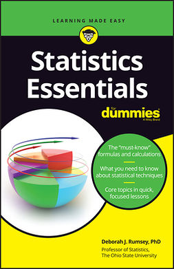 Rumsey, Deborah J. - Statistics Essentials For Dummies, e-kirja
