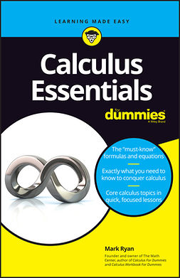 Ryan, Mark - Calculus Essentials For Dummies, e-kirja