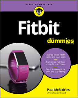 McFedries, Paul - Fitbit For Dummies, e-bok