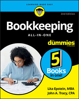 Epstein, Lita - Bookkeeping All-in-One For Dummies, ebook