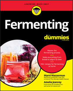 Jeanroy, Amelia - Fermenting For Dummies, ebook