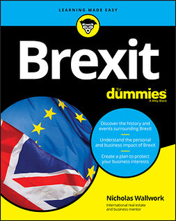 Wallwork, Nicholas - Brexit For Dummies, ebook