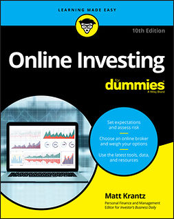 Krantz, Matthew - Online Investing For Dummies, e-kirja
