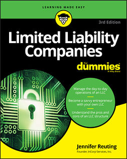 Reuting, Jennifer - Limited Liability Companies For Dummies, ebook