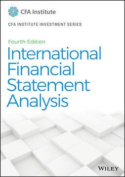Robinson, Thomas R. - International Financial Statement Analysis, ebook