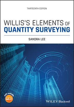Lee, Sandra - Willis's Elements of Quantity Surveying, ebook