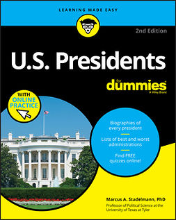 Stadelmann, Marcus A. - U.S. Presidents For Dummies with Online Practice, ebook