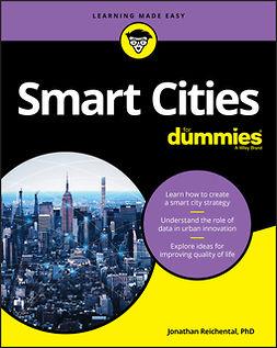 - Smart Cities For Dummies, ebook