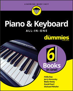 Day, Holly - Piano & Keyboard All-in-One For Dummies, ebook