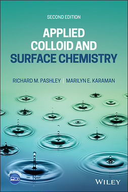 Karaman, Marilyn E. - Applied Colloid and Surface Chemistry, ebook