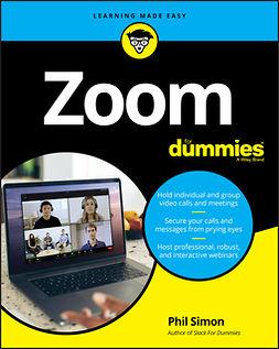 Simon, Phil - Zoom For Dummies, ebook