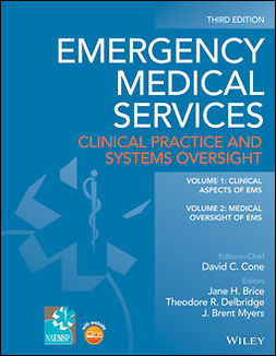 Brice, Jane H. - Emergency Medical Services: Clinical Practice and Systems Oversight, ebook