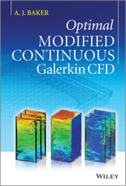 Baker, A. J. - Optimal Modified Continuous Galerkin CFD, ebook