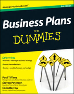 Tiffany, Paul - Business Plans For Dummies, ebook