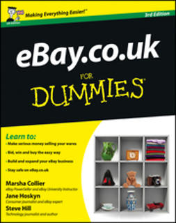 Collier, Marsha - eBay.co.uk For Dummies, e-bok