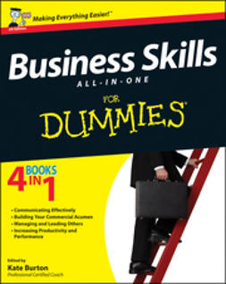 Burton, Kate - Business Skills All-in-One For Dummies, e-bok